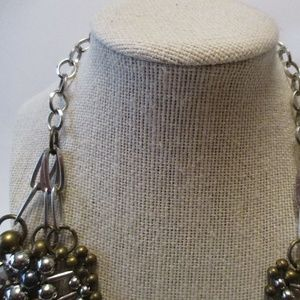 Anthropologie Jewelry - Pam Hiran Bib Collar Necklace Anthropologie